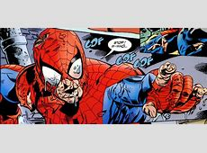 The gallery for > Spiderman Comic Peter Parker