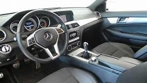 Mercedes Classe C Noir : mercedes classe c coupe 220 cdi fascination occasion mont limar drome ard che ora7 ~ Dallasstarsshop.com Idées de Décoration