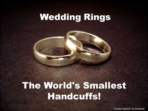 wedding rings the world s smallest handcuffs funny