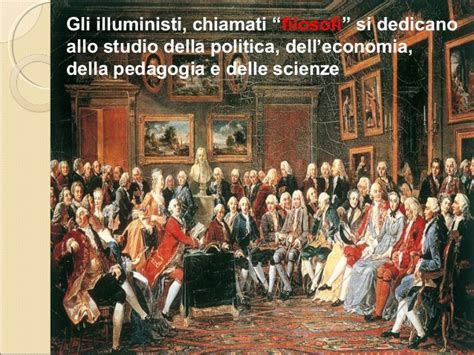 Gli Illuministi L Illuminismo