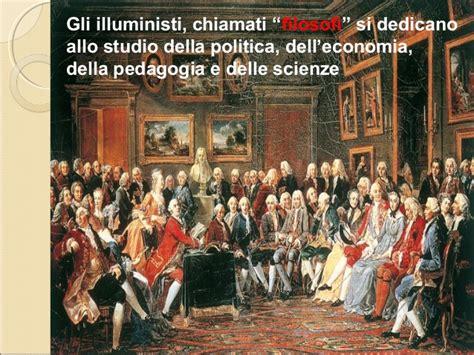 Gli Illuministi by L Illuminismo