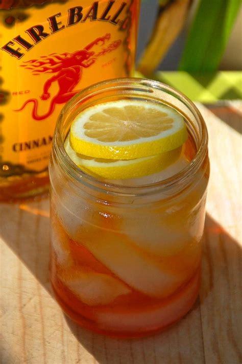 Fireball Whisky Drink Recipes