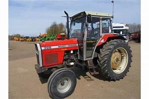 Massey Ferguson 398 2wd Tractor 5995 Hrs