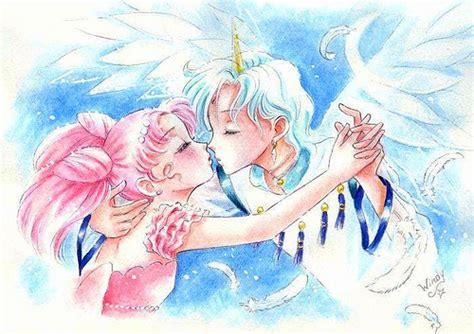 Anime Wallpaper Siteleri - sailor moon resimleri chibi usa ve helios resim 3
