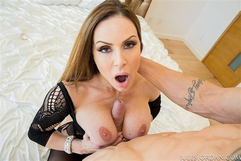 Kendra Lust Jules Jordan