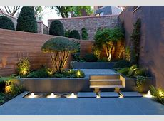 Contemporary garden fencing landscape contemporary with