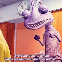 Randall Meme - disney pixar monsters inc randall mike wazowski ktsalvatore
