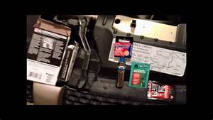Change Spark Plugs And Wires On 2001 Dodge Grand Caravan