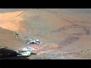 NASA Releases New Mars Rover Panorama - YouTube