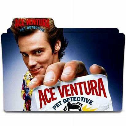 Ace Ventura Detective Pet Icon Folder Deviantart