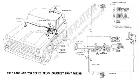 1955 Thunderbird Overdrive Wiring Diagram by Ford Truck Technical Drawings And Schematics Section H