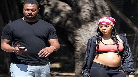 Angela Simmons Is Pregnant
