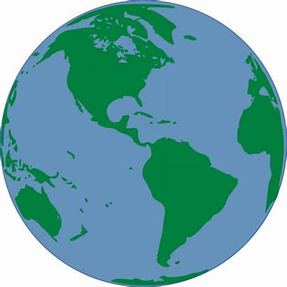 Map Clip Clipart Earth Countries Cliparts Global