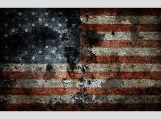 American flag damaged background Stock Photo Colourbox