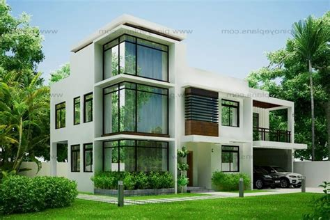 House Design Photos Modern House Design 2012002 Pinoy
