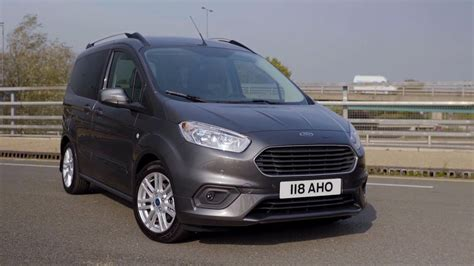 2018 Ford Tourneo Courier