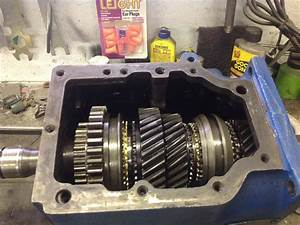 63 Manual Transmission Issues
