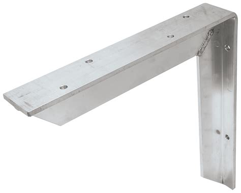 countertop supports countertop support bracket aluminum in the h 228 fele
