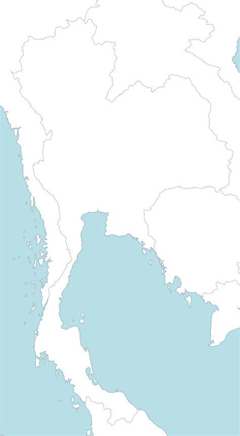 maps  thailand asean