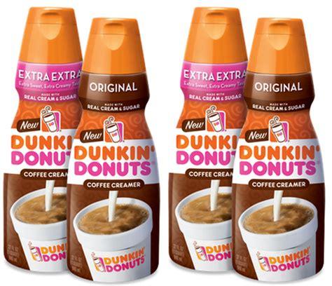 Brands</span> califia farms coffee mate dunkin' donuts international delight kitu market pantry nestle nutpods oatly! $1.94 (Reg $3.29) Dunkin Donuts Coffee Creamer at Target