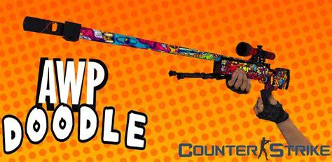 awp doodle  counter strike  counter strike
