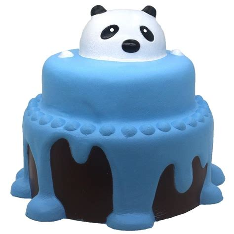 squishy slow rising 4 7 jumbo squishies panda cake large kawaii random colo 762360175698 ebay