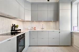 Ikea Veddinge Grau : ikea veddinge marmor smeg gr k k marble my home inspo pinterest kitchens ~ Orissabook.com Haus und Dekorationen
