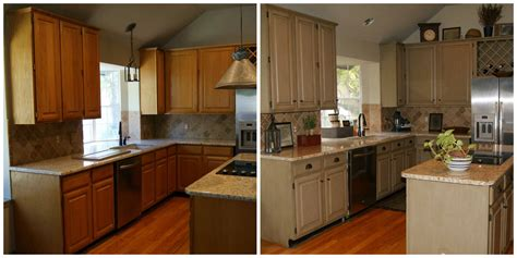 how to make kitchen cabinets look better how to make oak kitchen cabinets look modern kitchen 9487