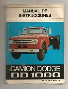 Cami U00f3n Argentino  Dodge Dd
