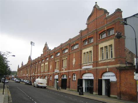Cottage Corner Fulham by Craven Cottage