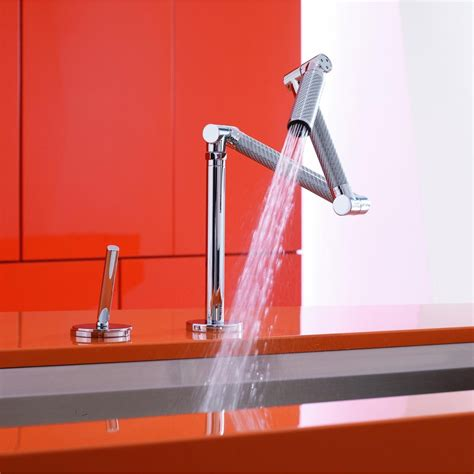 kitchen sink attachments kohler karbon faucet wall mount 2567