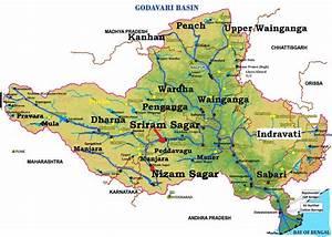 East Flowing Peninsular Rivers: Godavari, Krishna ...