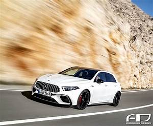Mercedes Benz Classe A Amg : 2019 mercedes amg a45 comes with renderings from p lis drivers magazine ~ Medecine-chirurgie-esthetiques.com Avis de Voitures