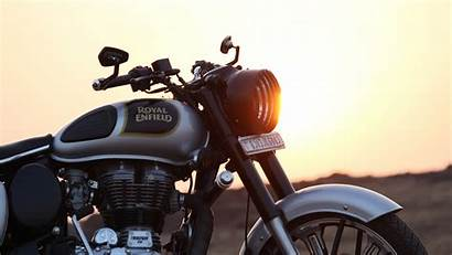 Enfield Royal Motorcycle 4k Background 1080p Fhd