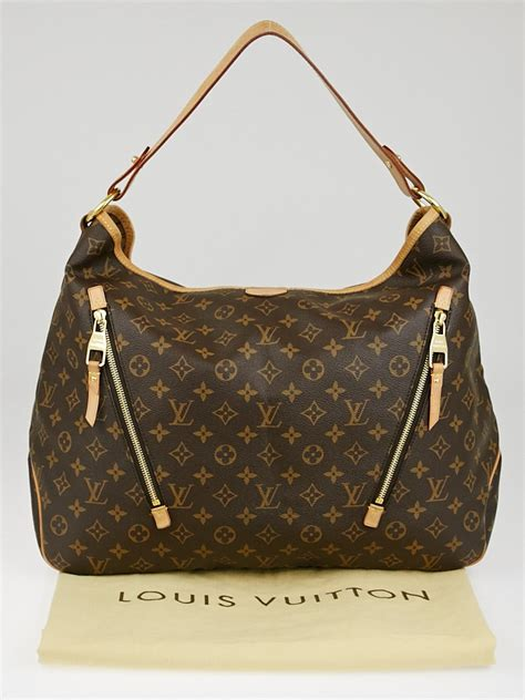 louis vuitton monogram canvas delightful gm bag yoogis