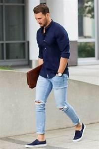 Casual Shirt Outfits For Men | # Menu0026#39;s Fashion Blog - PS | Pinterest | Casual shirts Menu0026#39;s ...
