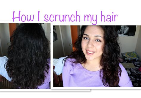 Short Scrunched Hairstyles