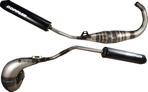pot d echappement doppler un 233 chappement doppler gp8 0 pour moto 50cc