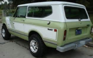 International Scout II