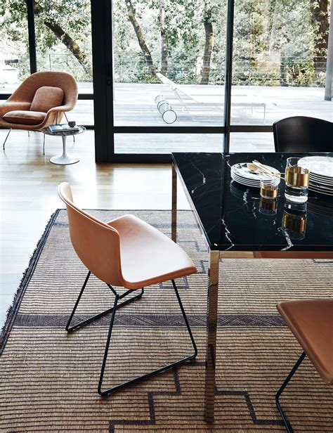 bertoia chaise bertoia side chair visitors chairs side chairs from