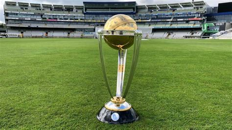 Icc World Cup 2019 Heres The Complete Schedule