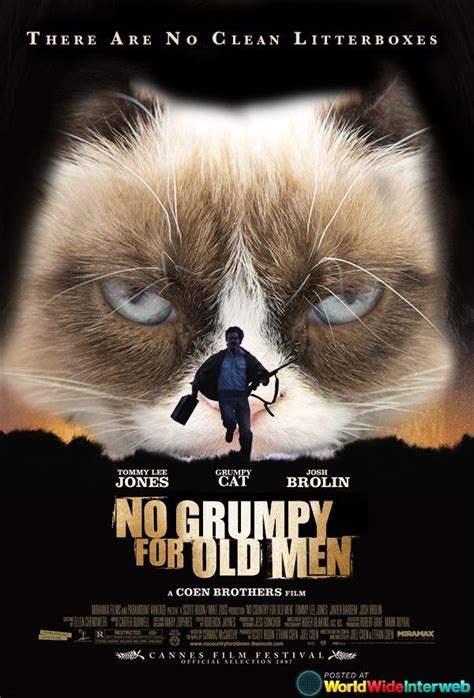 Grumpy Cat Movie Posters! #grumpycat #fanart Grumpy Cat