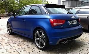 Audi A1 Tfsi 185 : audi a1 1 4 l tfsi 185 bleu mat pour changer du gris ou du noir blog automobile ~ Melissatoandfro.com Idées de Décoration