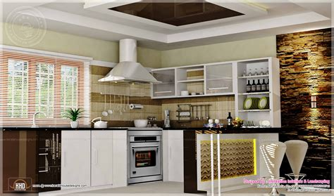 home interior designs  increation kerala home design