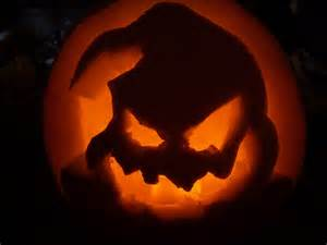 Oogie Boogie Pumpkin Design by Pumpkin Carving This Is How My Grand Son S Pumpkin