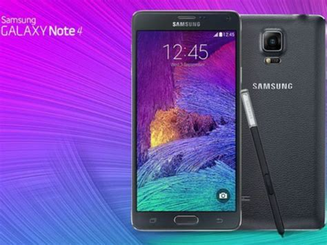 samsung galaxy note 4 now live in india best deals to buy phablet gizbot news