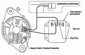 Dodge Alternator Wiring