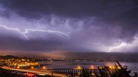 PHOTOS: Top 14 lightning photos shot of Thursday's storm