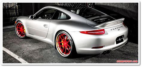 Modifikasi Porsche 911 by Modifikasi Mobil Sport Porsche 911 Ala Exclusive
