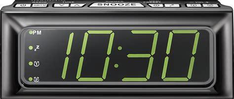 Electronic clocks numbers, digital screen hours and minutes. Insignia™ Digital AM/FM Dual-Alarm Clock Black NS-CLOPP2 - Best Buy